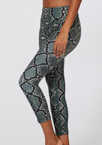 L´URV - Second Nature 7/8 Legging Green