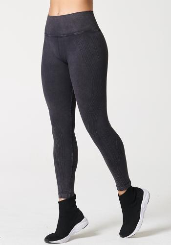 NUX ACTIVE - Mesa Legging Black Wash