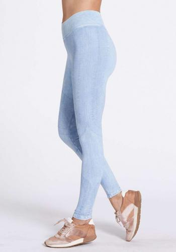 NUX ACTIVE - One by One Legging Sky High Wash